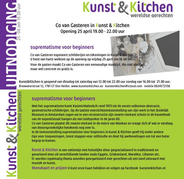 Kunst En Kitchen Den Helder.Kunst Kitchen